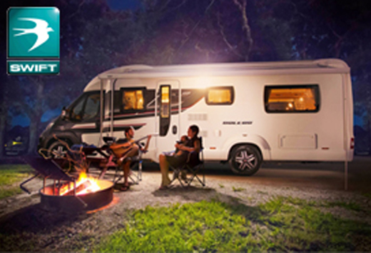 Swift Group Motorhomes